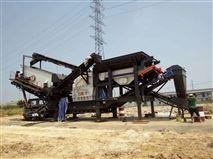 小型移动砂石破碎机可移动石子碎石机价格