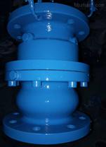 ZSGP管道式气动阀