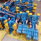 JDG/1500A藍色漆面剛體集電器