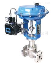 气动薄膜调节阀带定位器