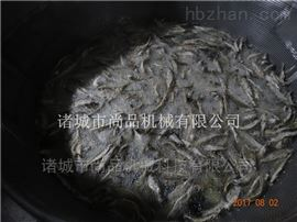 SPYZ-1500行星搅拌炸小白条鱼油炸锅优势