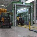 非标定制工程机械车辆全自动整车总装线
