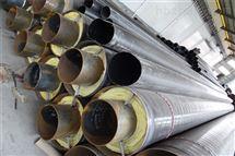 滨州内滑动钢套钢直埋保温管制造商