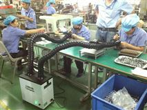 流水线焊接烟雾异味抽烟设备净化生产厂家
