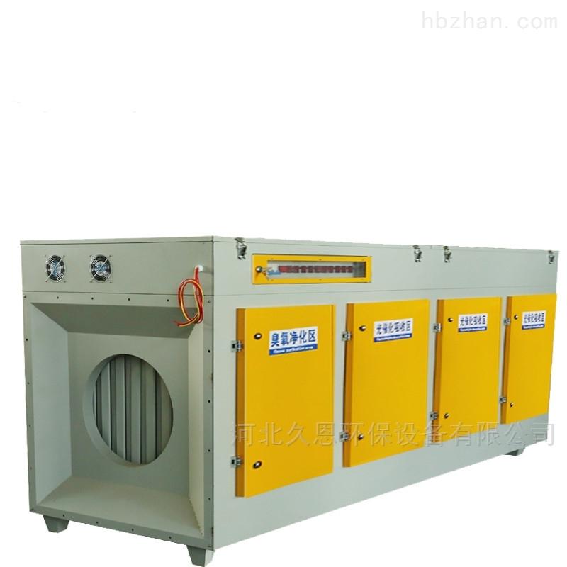 喷涂厂uv光氧化废气设备工作原理