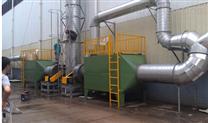喷漆废气处理设备之活性炭吸附塔