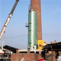 玻璃钢高温防腐净化塔 脱硫塔 废气吸收塔