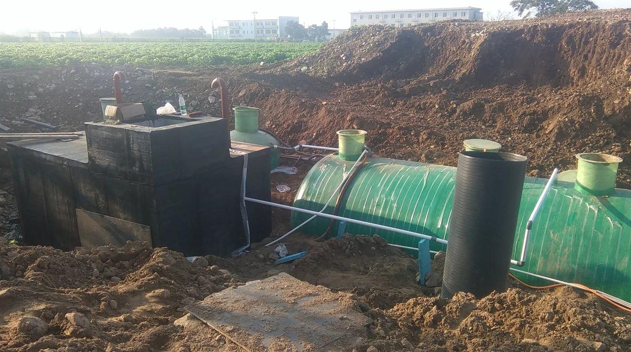 阿里社区污水处理设备推荐