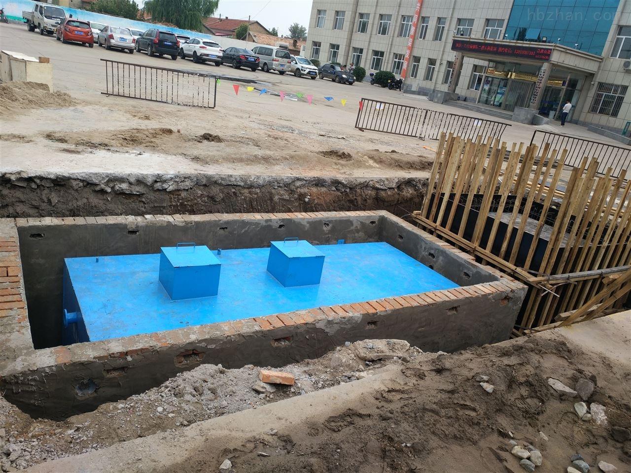 新农村污水处理设备推荐