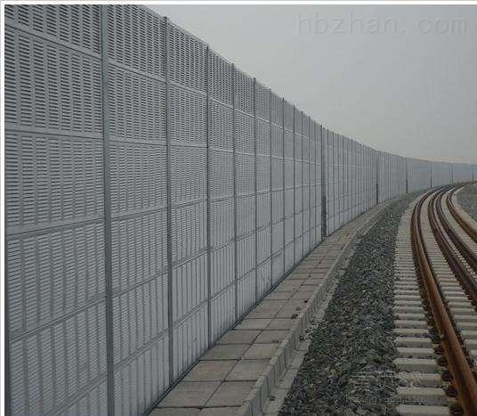 铁路声屏障阻音墙