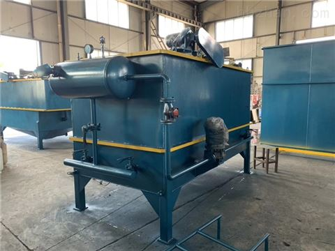 平流一体化气浮机溶气气浮设备制造商