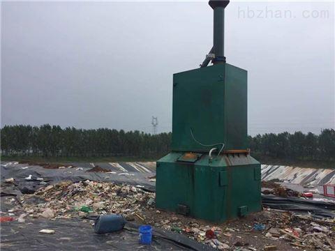 生活垃圾低温磁化裂解设备价格低质量好