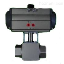 Q611F氣動高壓球閥