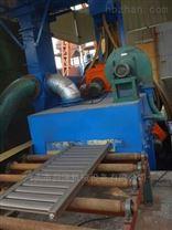 方鋼圓鋼角鋼扁鋼槽鋼型鋼鋼結構除銹機