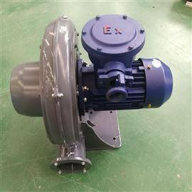 FX-1/0.75kw气体抽送防爆铝壳低噪音中压风机
