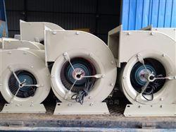 DDF外转子低噪声空调离心风机