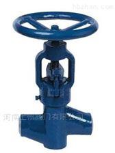 J61TC焊接陶瓷截止阀