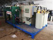 小型一体化污水处理成套设备苏州直销处