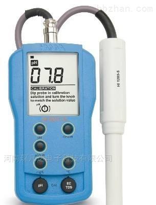 微电脑pH-EC-TDS-℃测定仪