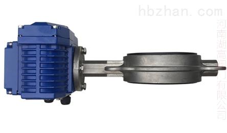D971X电动不锈钢对夹蝶阀