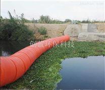 湖北直径400长1000拦截湖面水葫芦浮筒