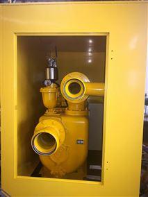 地面大型强力自吸泥浆泵