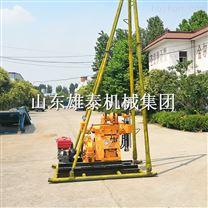 深层勘探取样钻机四川地区山区打井机