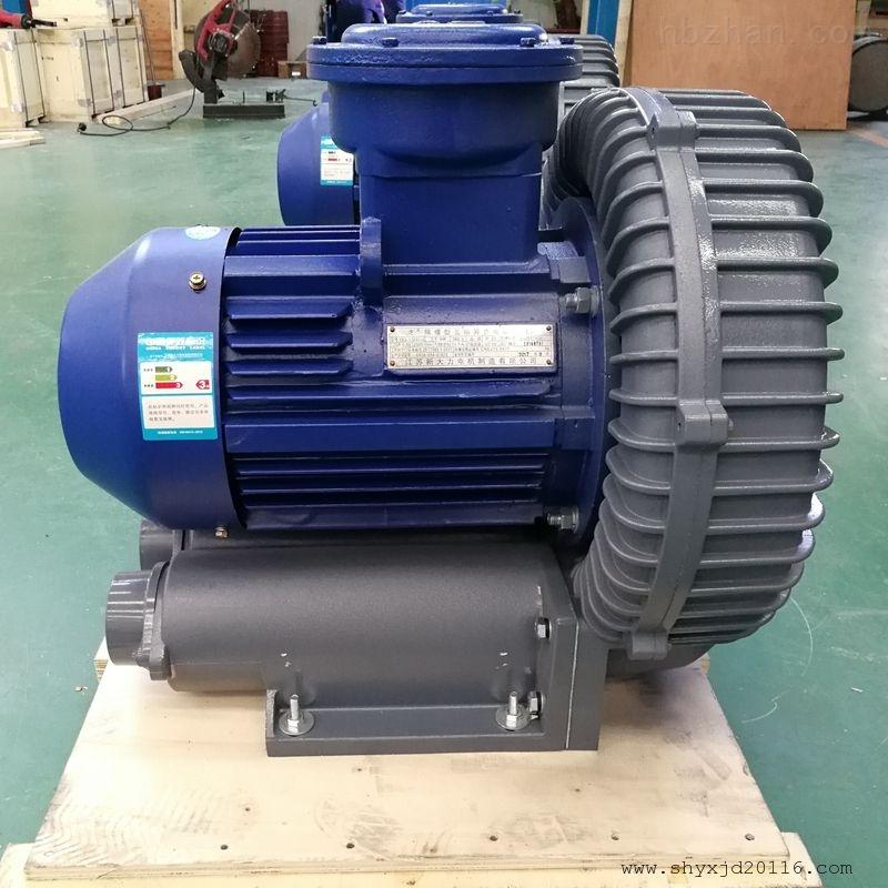 防爆变频漩涡气泵