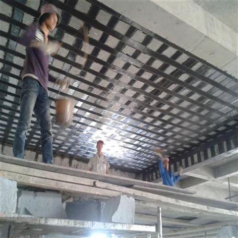 浏阳房屋加固公司-楼板裂缝碳纤维加固
