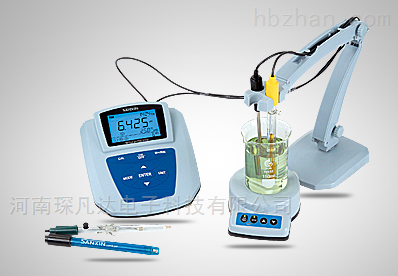 MP523-01 pH/离子浓度计