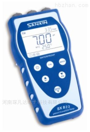 SX823便携式pH/电导率仪/分析仪
