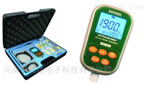 WS100 pH/氟離子濃度計
