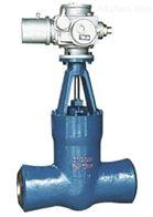 Z961Y焊接电动闸阀