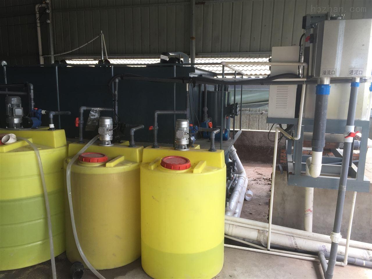 安徽阜阳食品厂污水设备工艺