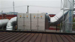 山东枣庄养殖场废气处理设备