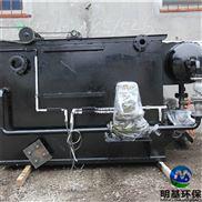 加压溶气气浮机配置标准