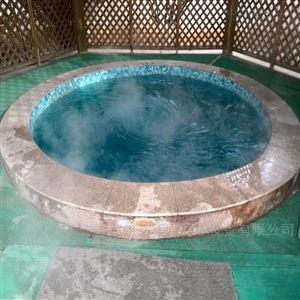 KFXRS-38温泉水处理恒温设备