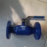 Q41F法兰式全焊接球阀