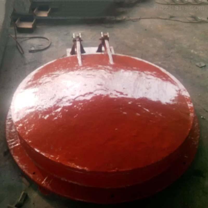 河北旺键PM-DN1000mm铸铁拍门  dn500