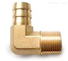 黄铜直角胶管接头