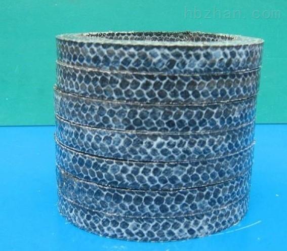 供应超耐磨高水基纤维盘根环厂家