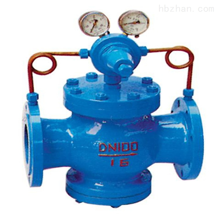 活塞式气体减压阀