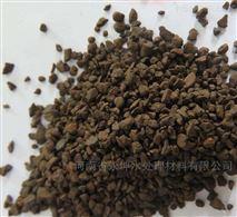 锰砂滤料市场价格多少钱一吨?