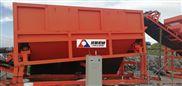 日处理300吨生活垃圾处理设备一体化设备