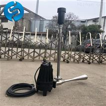 自吸式射流曝气机QSB0.75