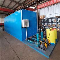 FL-AO-9集装箱挪动式一体化污水处置装备手艺上风