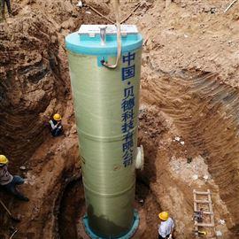 ZJ BETTER污水提升一体化预制泵站