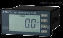 在线测量电导率/电阻率及温度1/8 DIN外壳