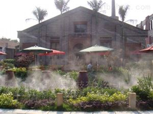 别墅生态公园景观人造雾工程全国技术*