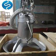 南京蘭江低速潛水攪拌機